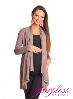 Waterfall Cardigan 4008 Cappuccino