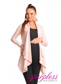 Waterfall Cardigan 4008 Light Pink