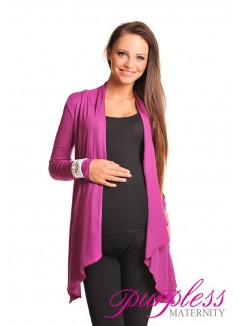Waterfall Cardigan 4008 Dark Pink