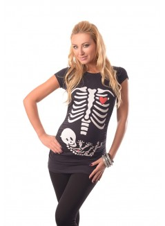 Skeleton Top 2003 Black