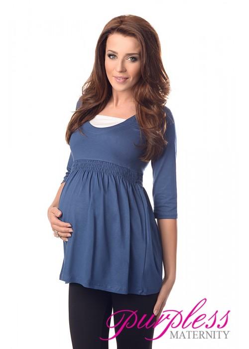 Marvellous Maternity Top 5200 Jeans
