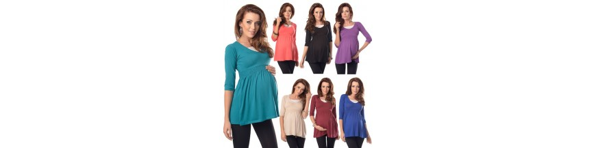 5200 3/4 Sleeved Top
