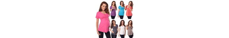 7042 2in1 Maternity and Nursing Top