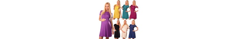 7200 2in1 Maternity and Nursing Dress